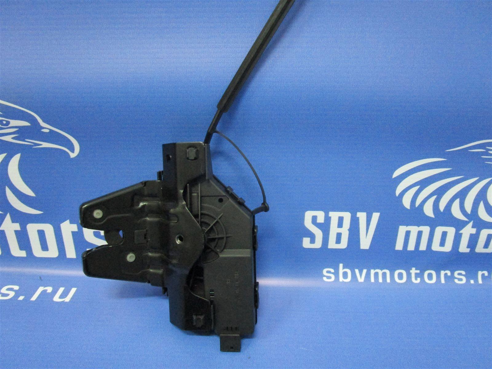 Замок багажника Bmw 3-Series E46 206S4 M52 2000