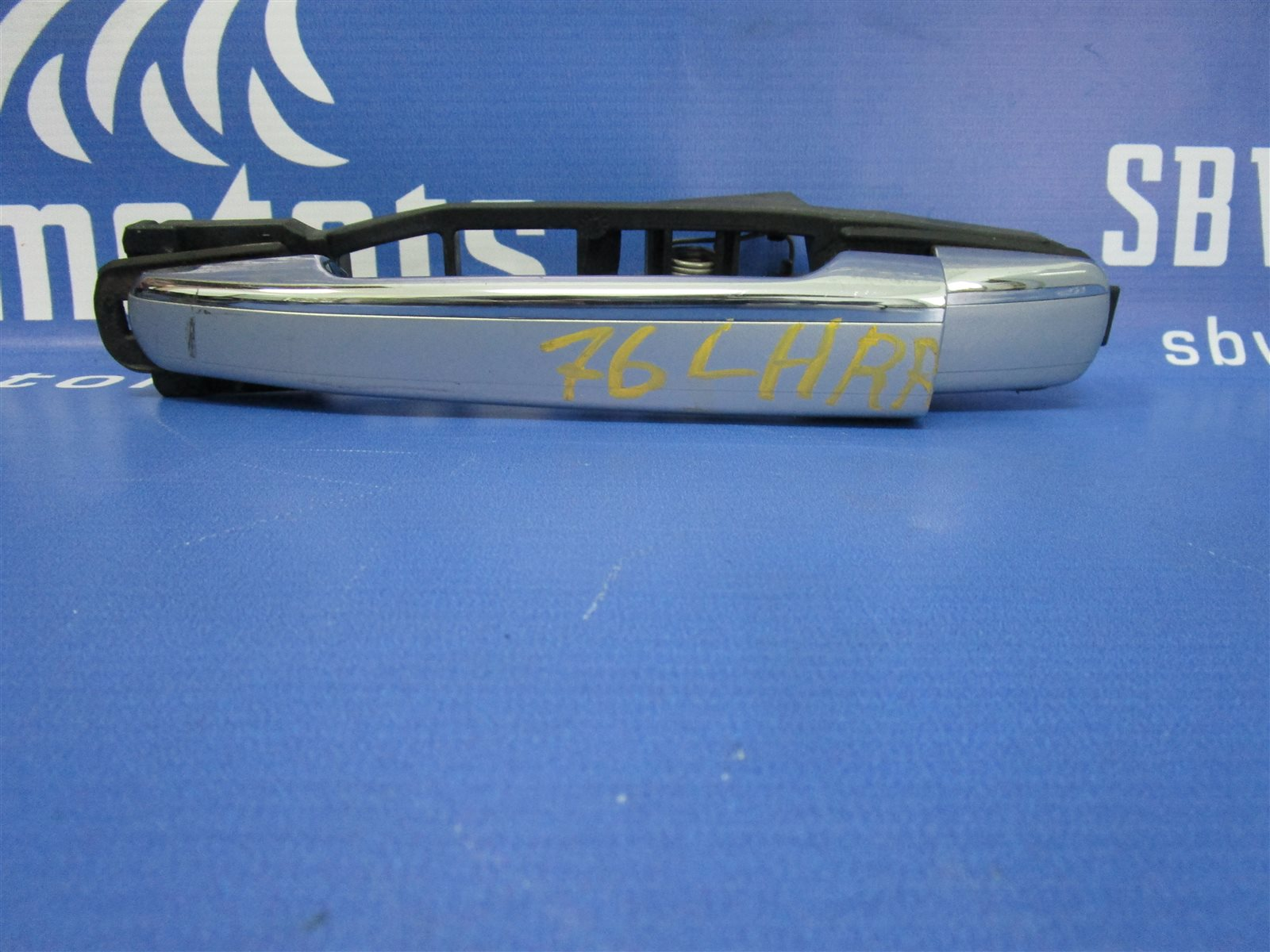Ручка двери внешняя Mercedes-Benz E W210 112.941 1999 задняя левая