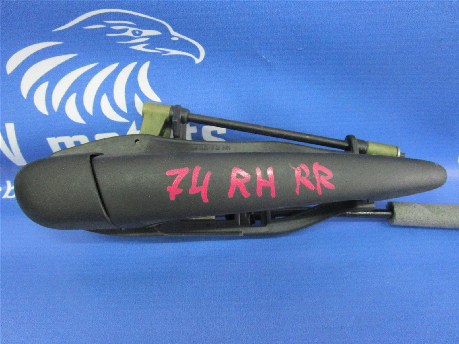 Ручка двери внешняя Bmw 3-Series E46 2002 задняя правая