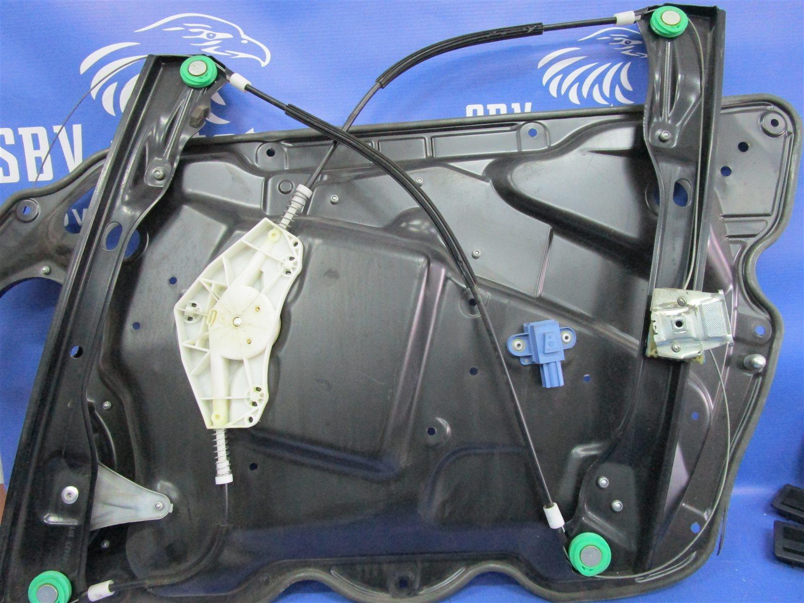 Стеклоподъемник Volkswagen Passat B6 BVY 2007 передний левый
