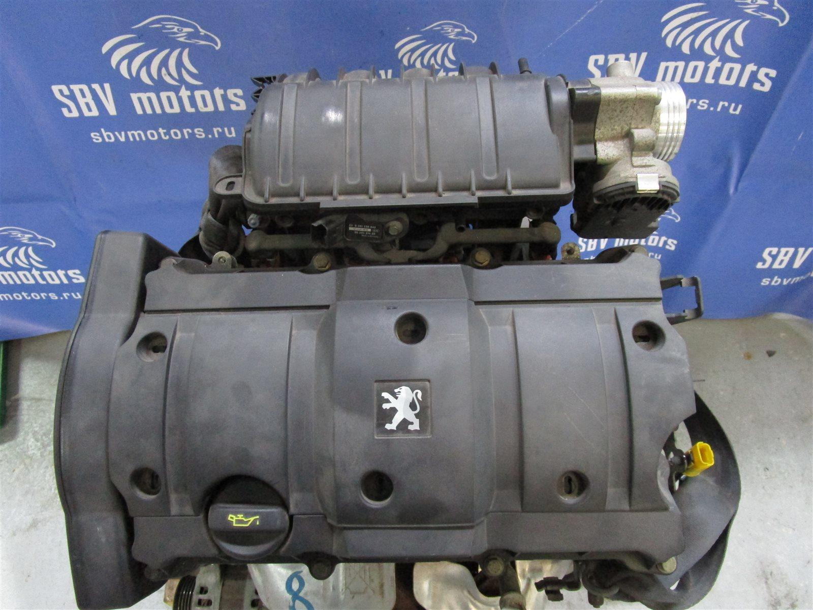 Двигатель Peugeot 307 3EHRFJ NFU10FX5PPSA 2005