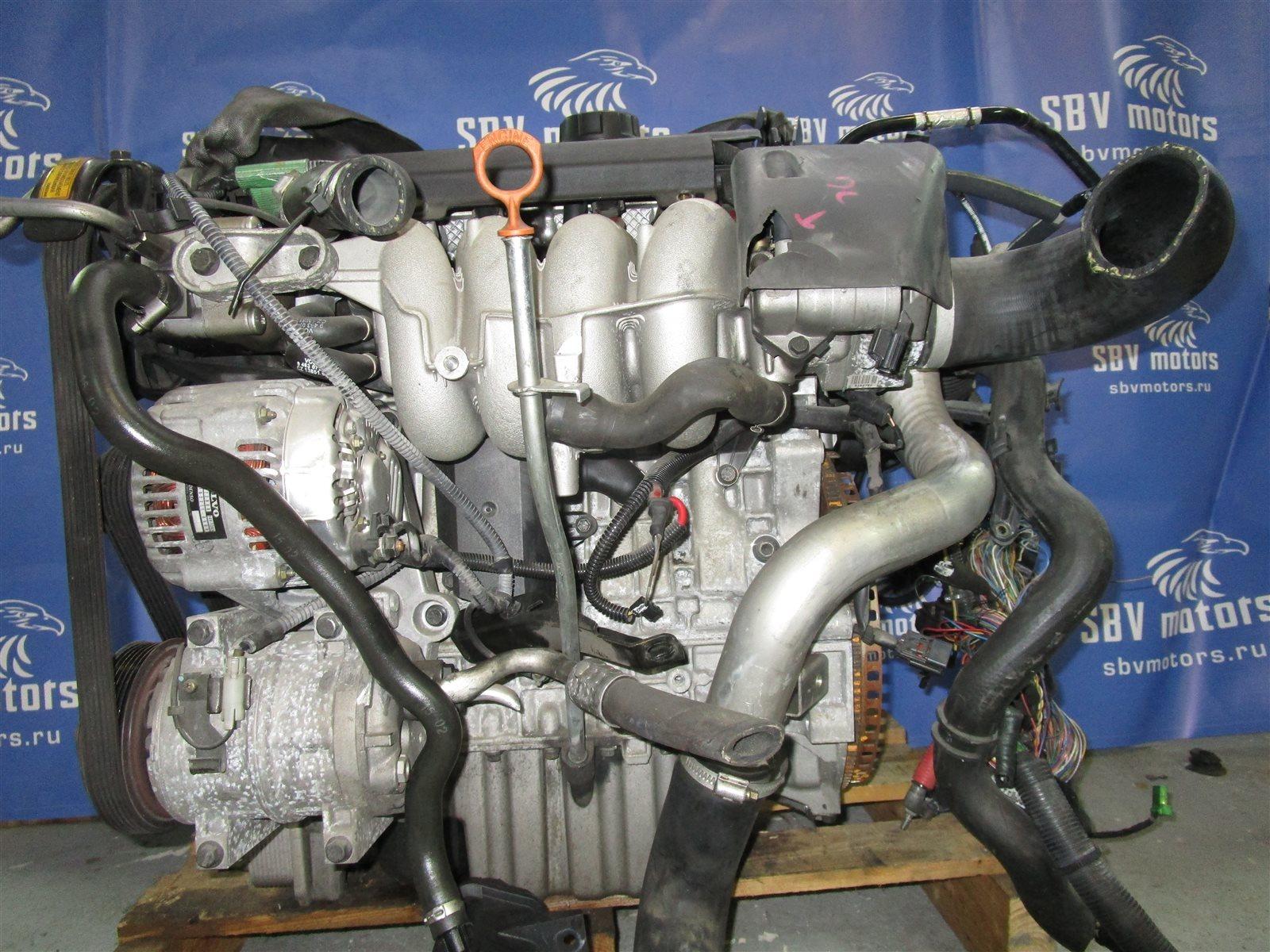 Двигатель Volvo V40 B4204T3