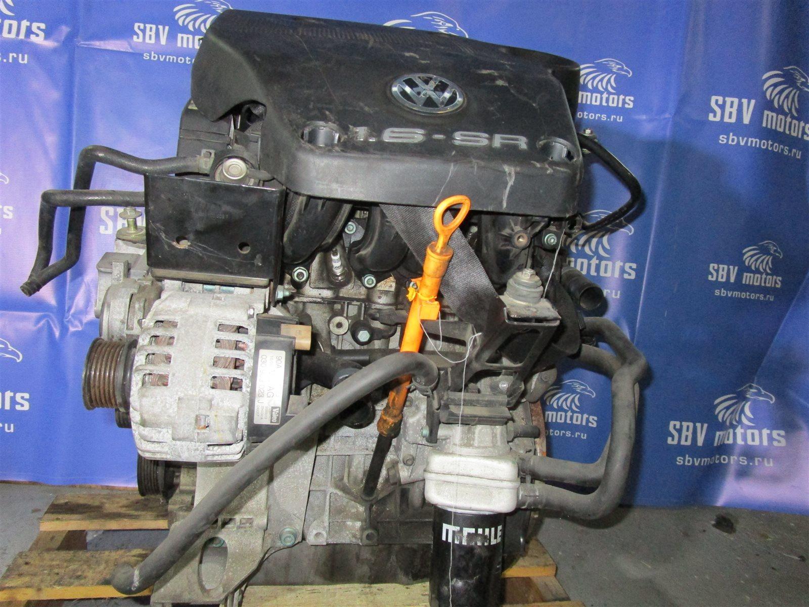 Двигатель Volkswagen Golf 4 1JAEH AEH 2002