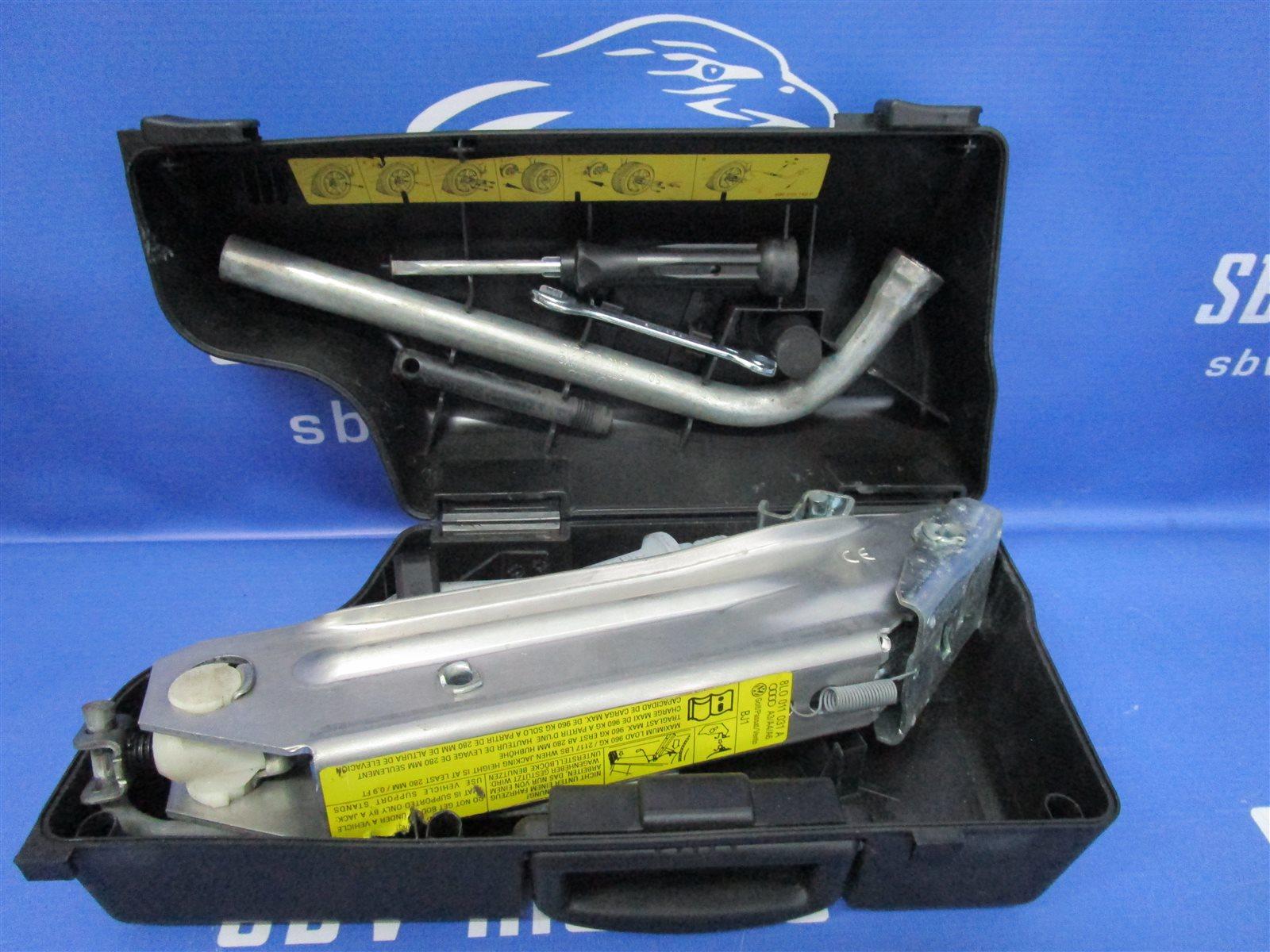 Набор инструмента Audi A6 C5 ASN 2003