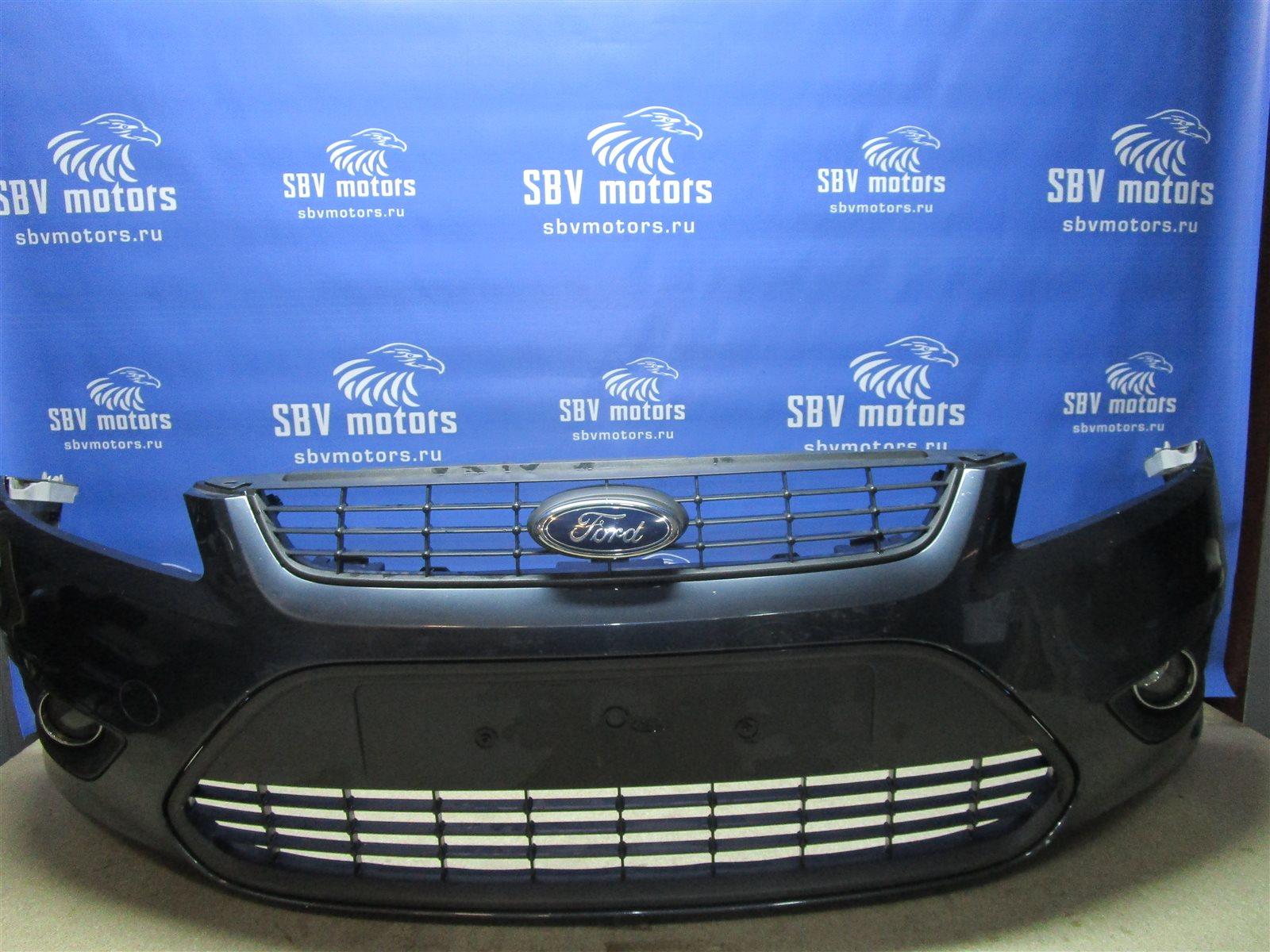 Бампер Ford Focus HATCH SHDA 1.6 DURATEС 100 ЛС 2009г. передний