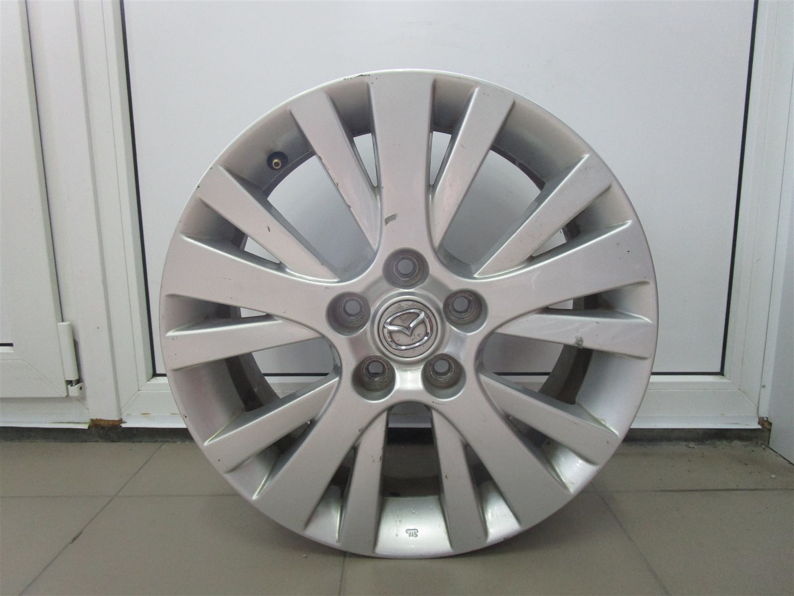 Диск колесный литой Mazda 6 GH LF-VE (LF5-VE) 2008