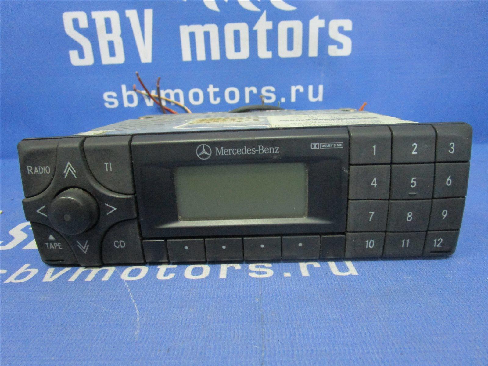 Магнитола , радио Mercedes-Benz Slk R170 111.973 1999