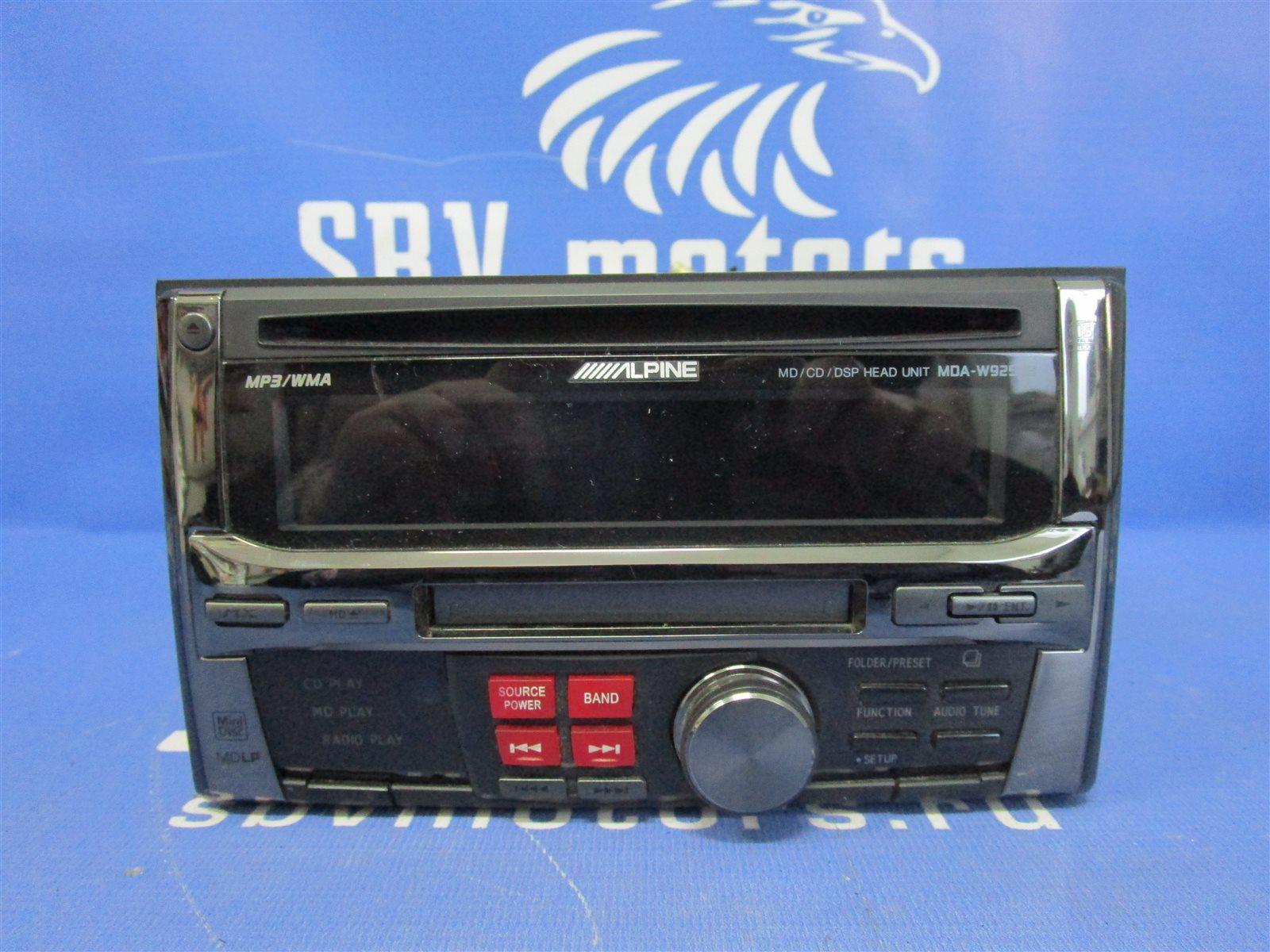 Магнитофон Mazda 6 GH LF-VE (LF5-VE) 2008