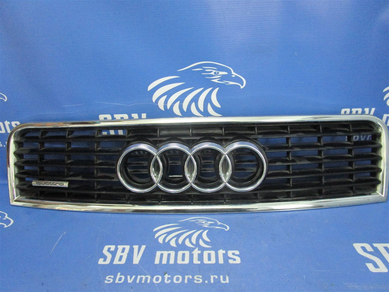 Решетка радиатора Audi A4 B6 AMB 2002