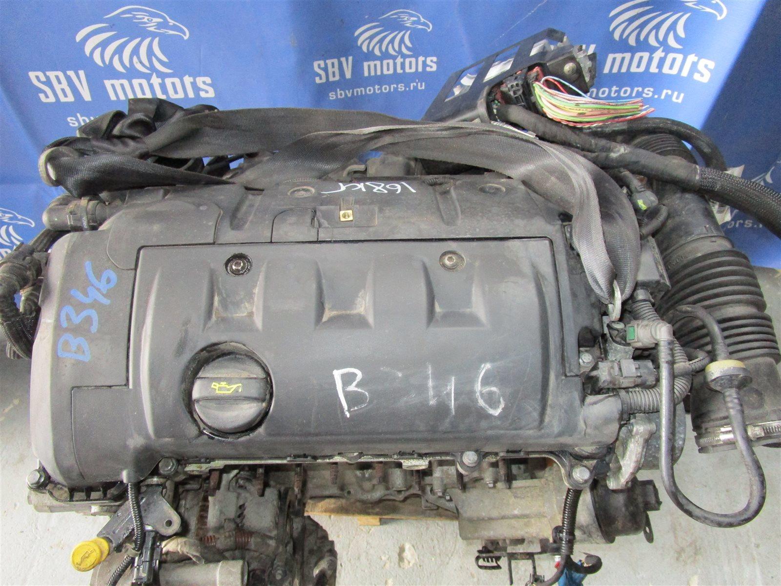 Двигатель Peugeot 308 S 120 EP6 2009