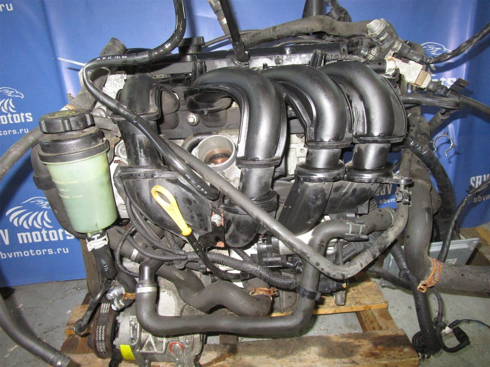 Двигатель Ford Focus CB4 2009г.