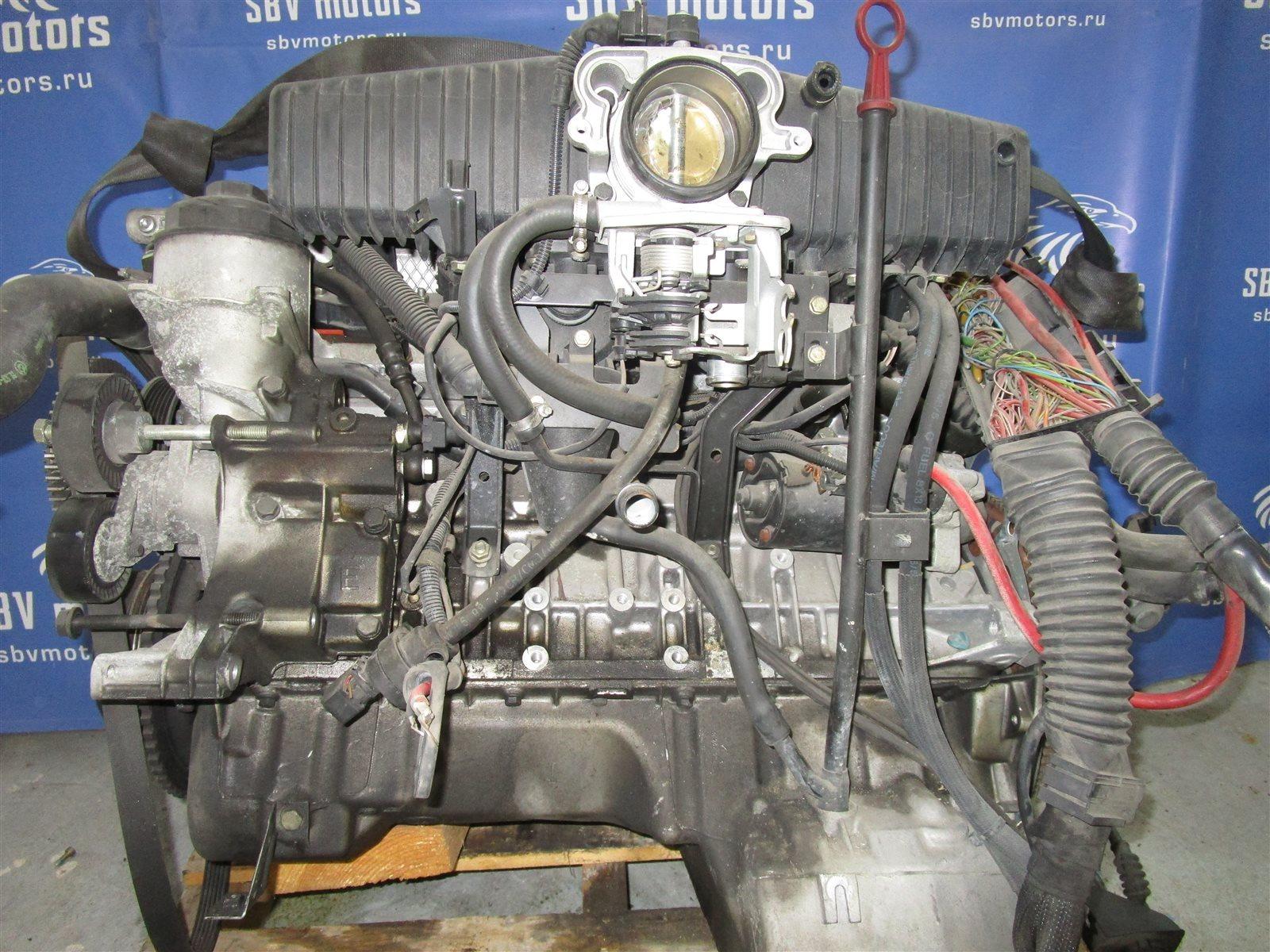 Двигатель Bmw 3-Series E36 206S1 M52 1997