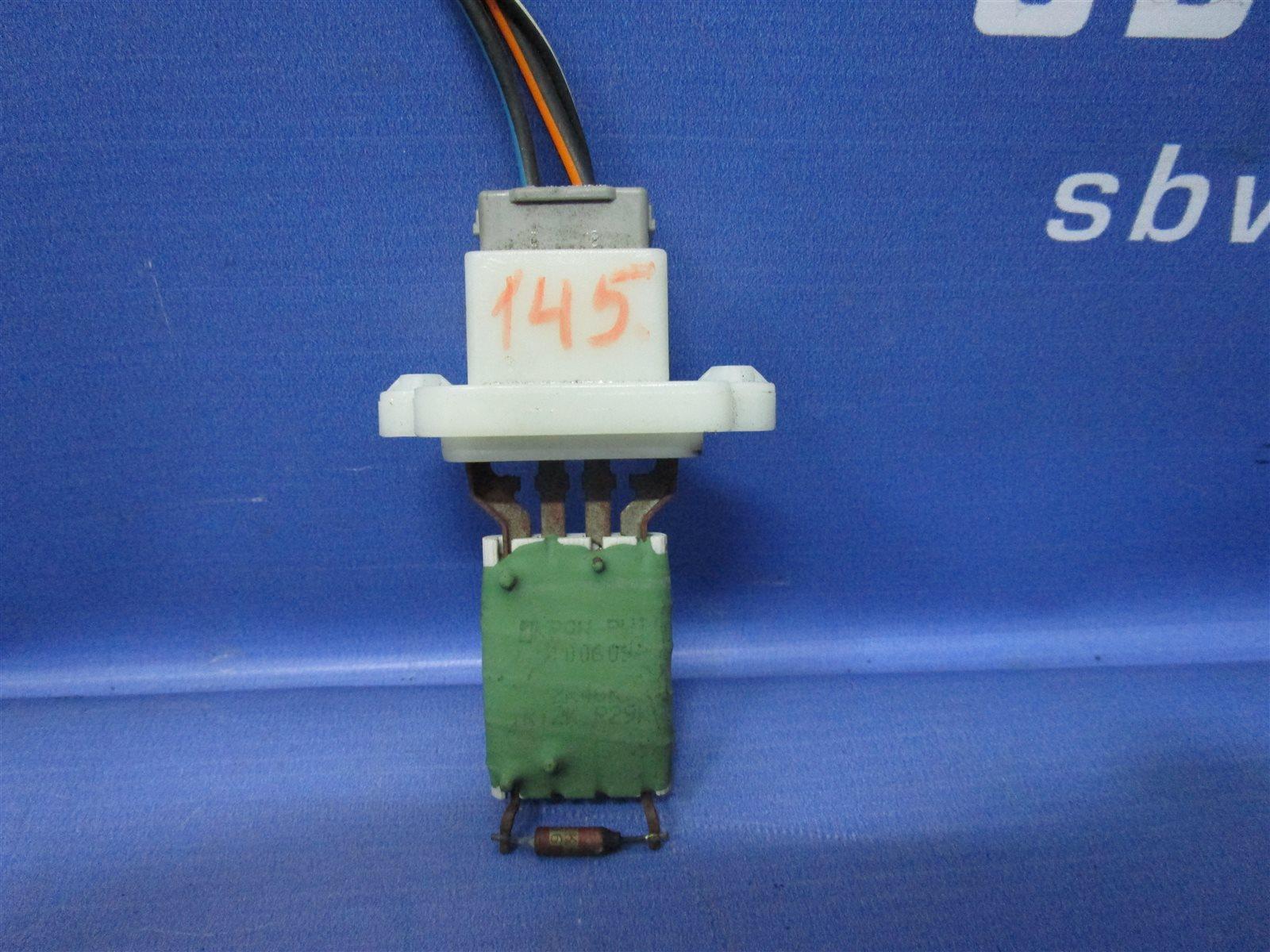 Резистор отопителя Ford Focus CB4 2009г.
