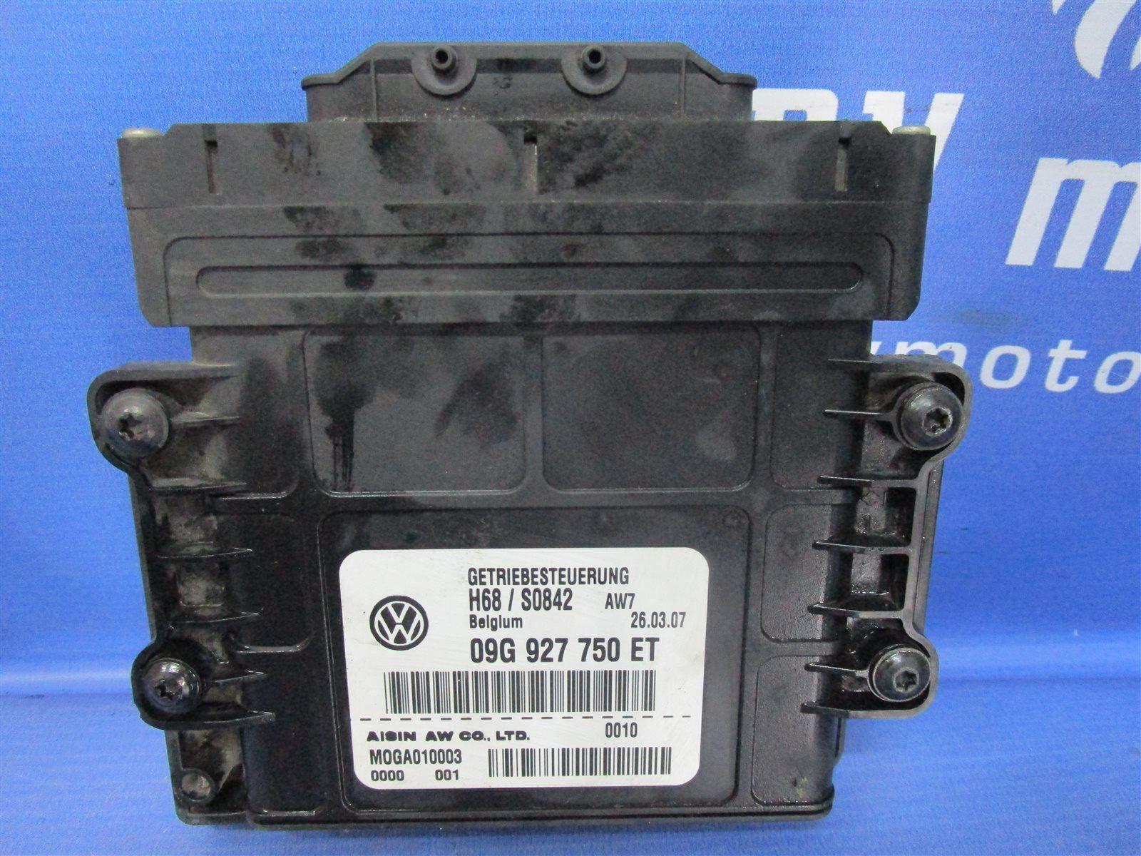 Блок управления акпп Audi A3 8PA BSE 2007