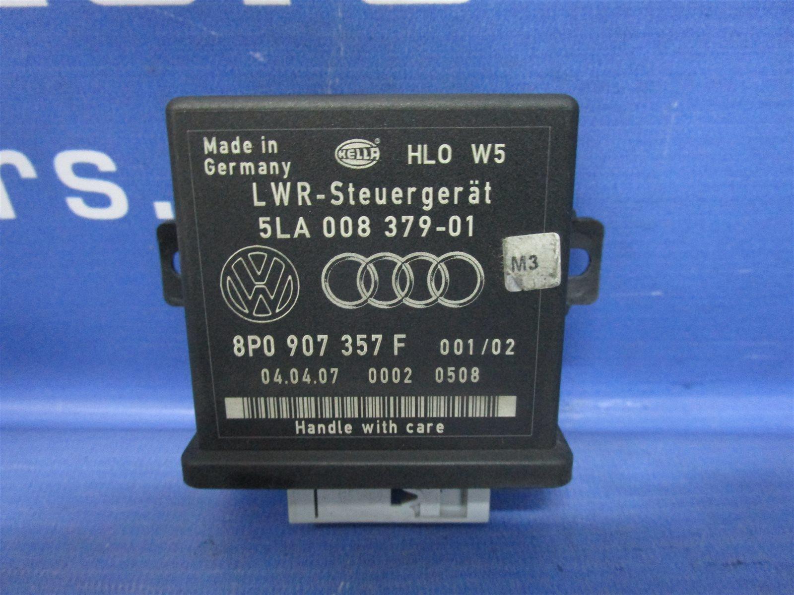Блок управления адаптивного освещения и корректора фар Audi A3 8PA BSE 2007