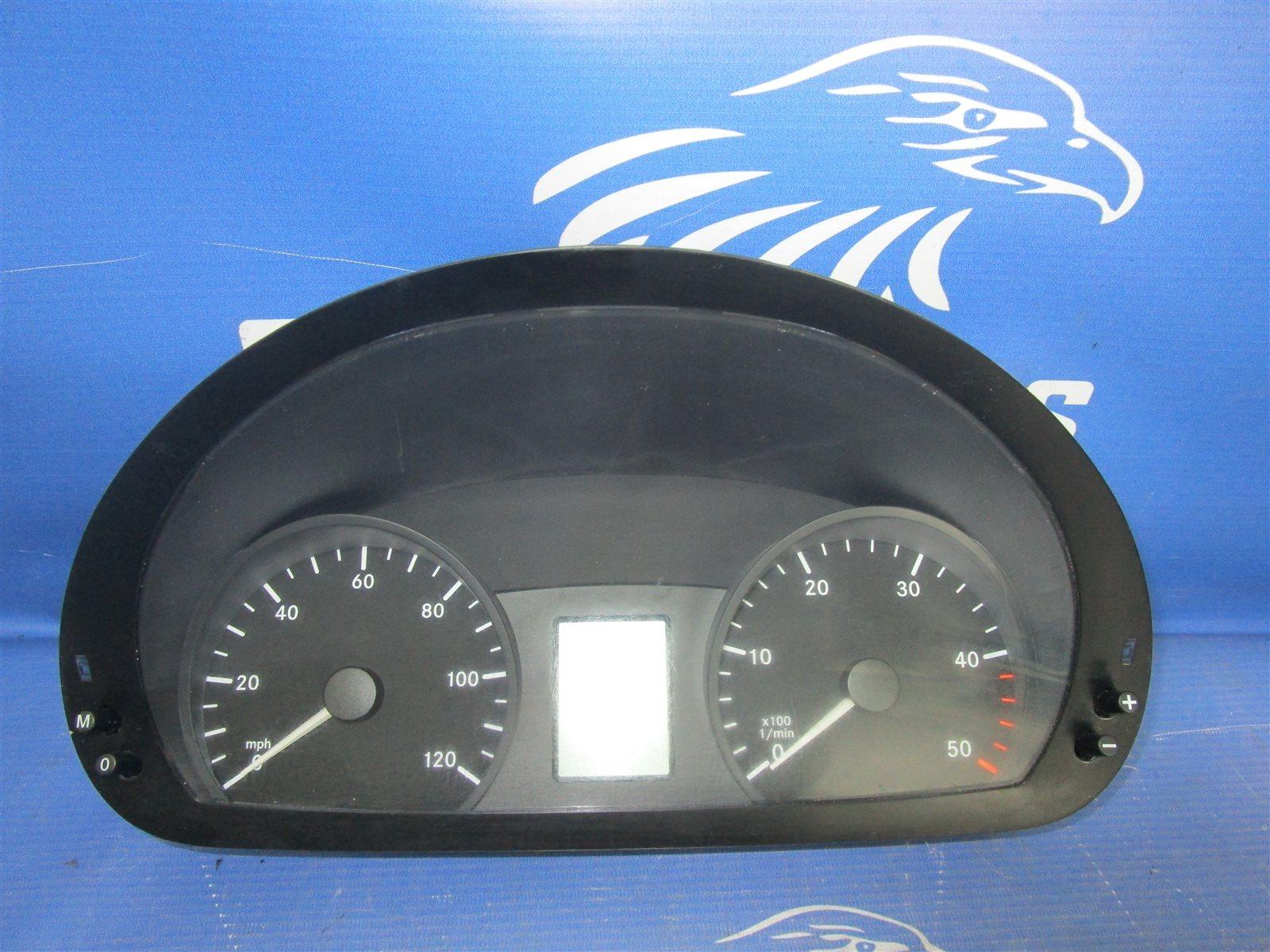 Щиток приборов Mercedes-Benz Sprinter ФУРГОН 646985 2007 передний
