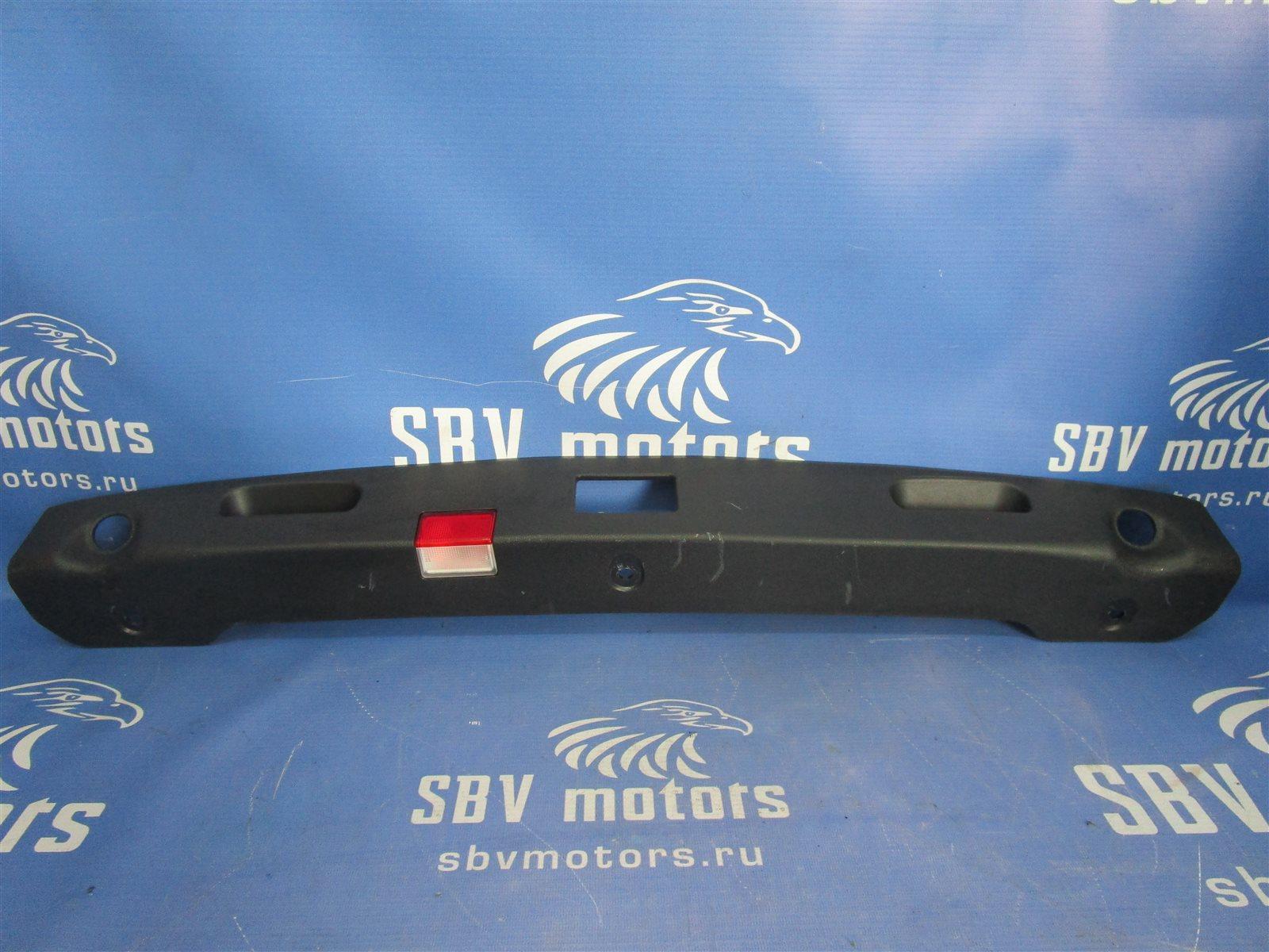 Накладка крышки багажника Mercedes-Benz E W212 2014 задняя