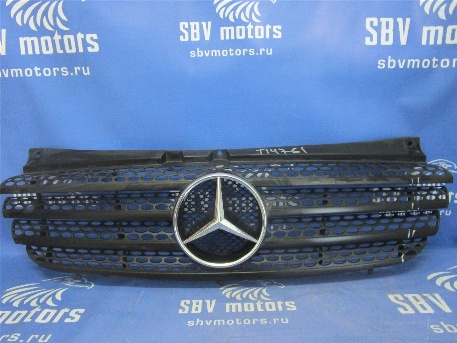 Решетка радиатора Mercedes-Benz Vito W639 646982 2005