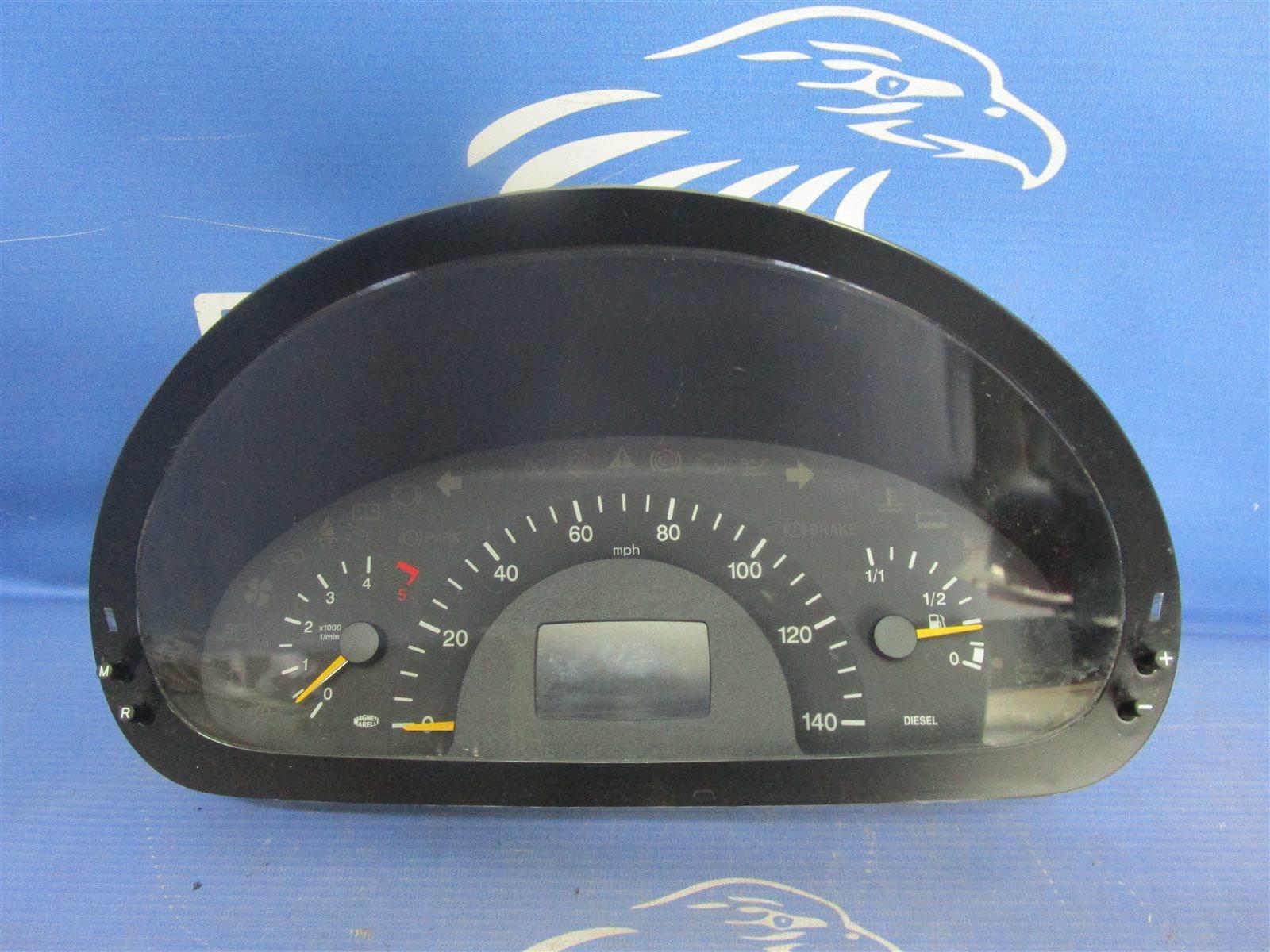 Щиток приборов Mercedes-Benz Vito W639 646982 2005