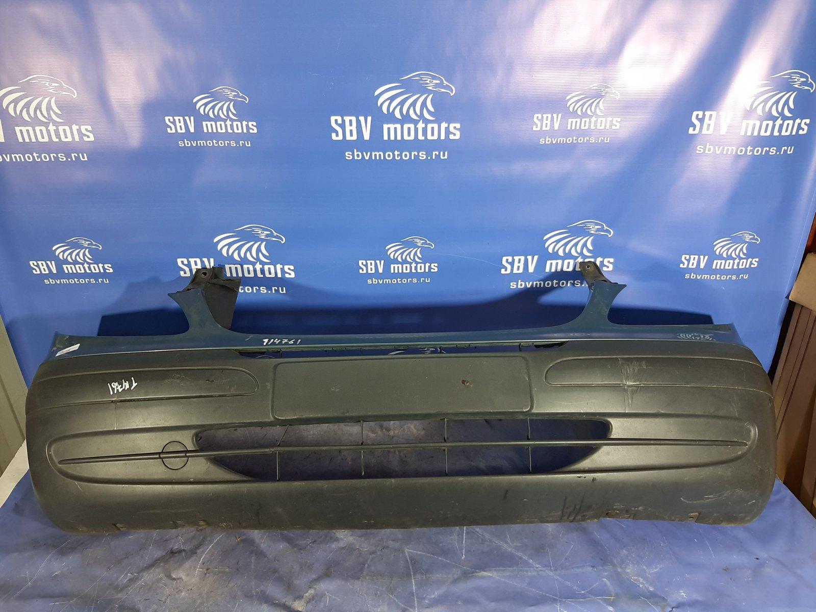 Бампер Mercedes-Benz Vito W639 646982 2005 передний