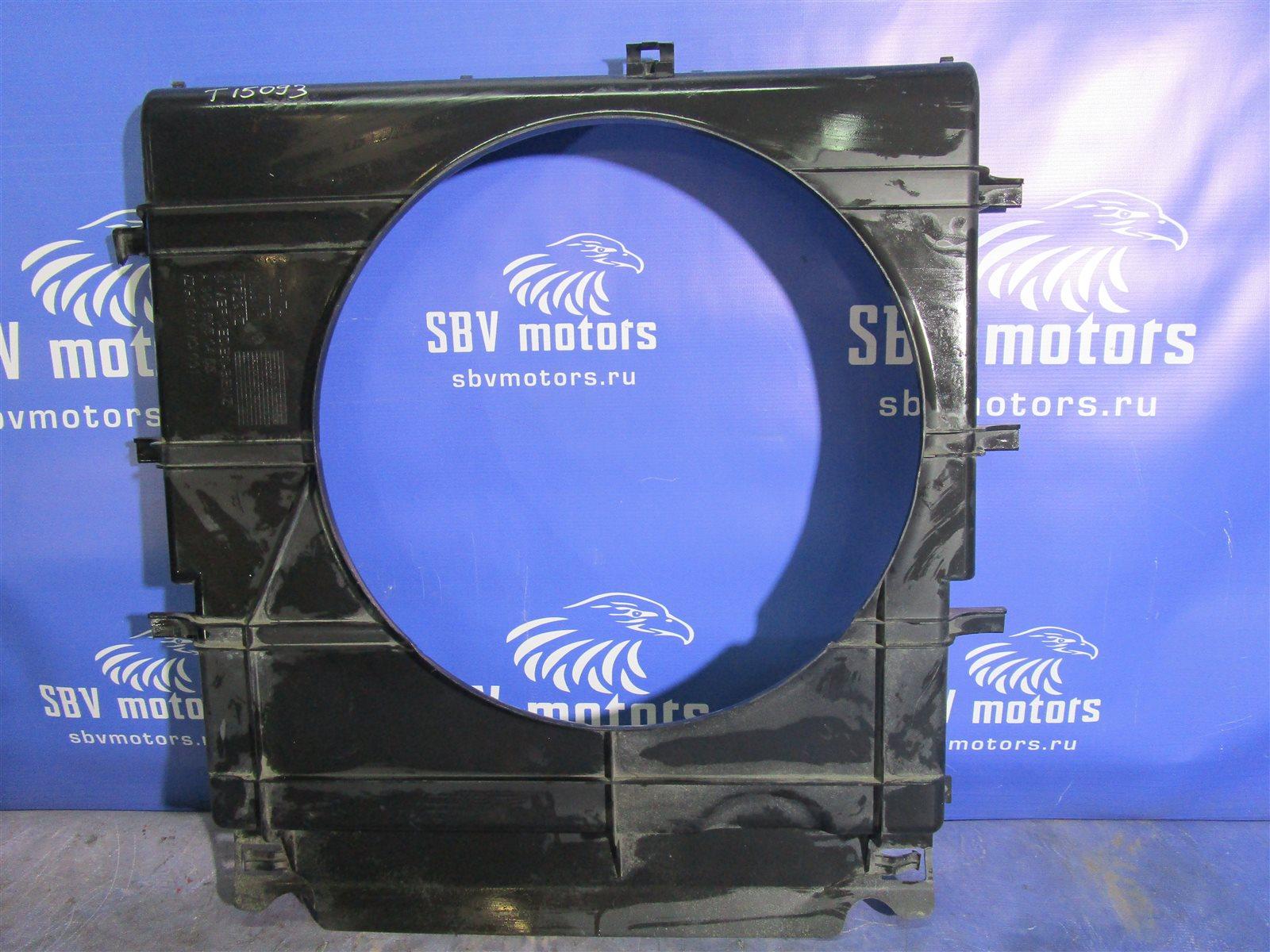 Диффузор Mercedes-Benz Sprinter ФУРГОН 646985 2007