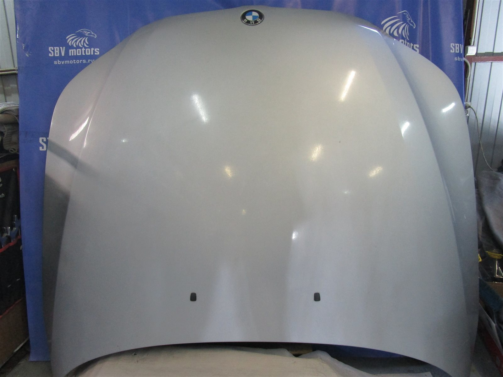 Капот Bmw 5-Series E60 M54 306S3 2004