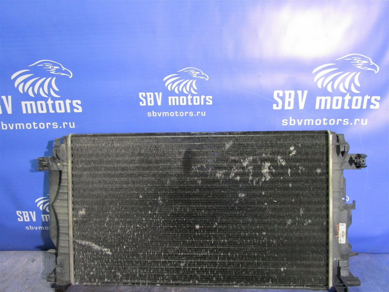 Радиатор двс Mercedes-Benz Sprinter ФУРГОН 646985 2007