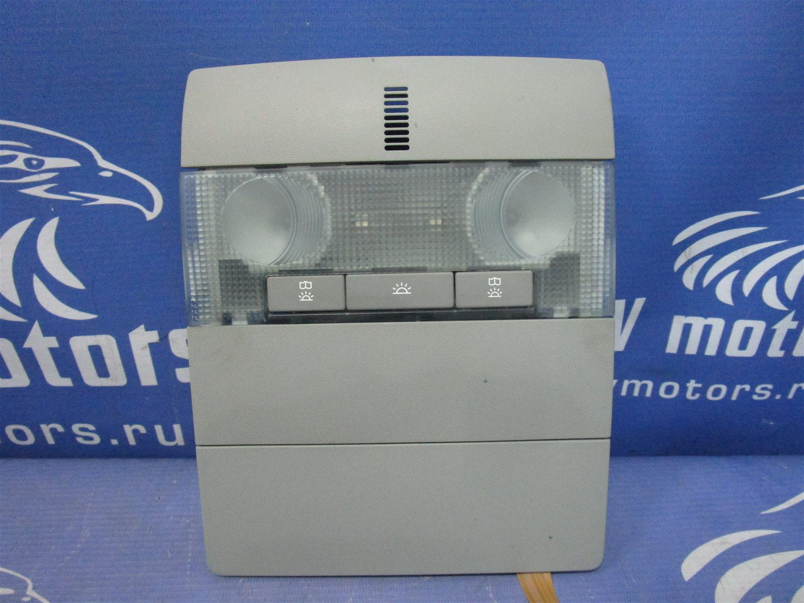 Плафон салона Opel Zafira Z18XER 04.07.2007 передний