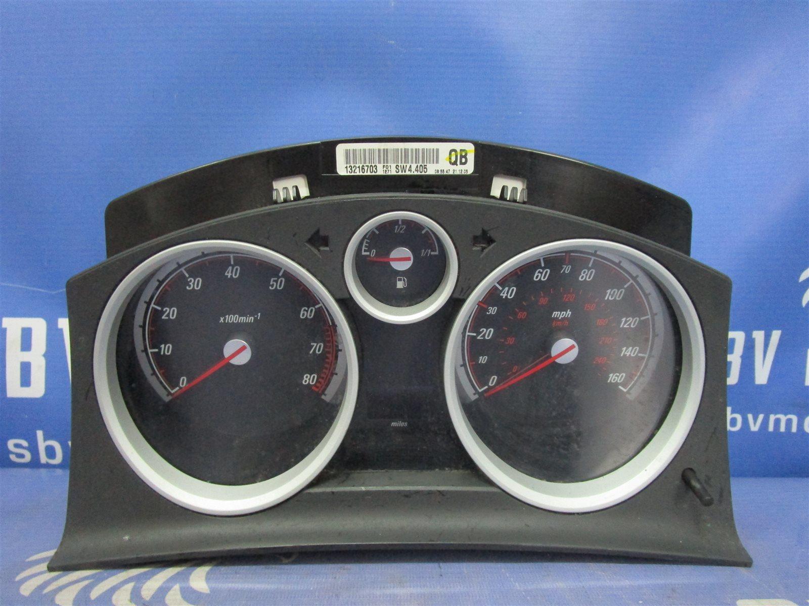 Щиток приборов Opel Astra H L48 Z16XEP 2006
