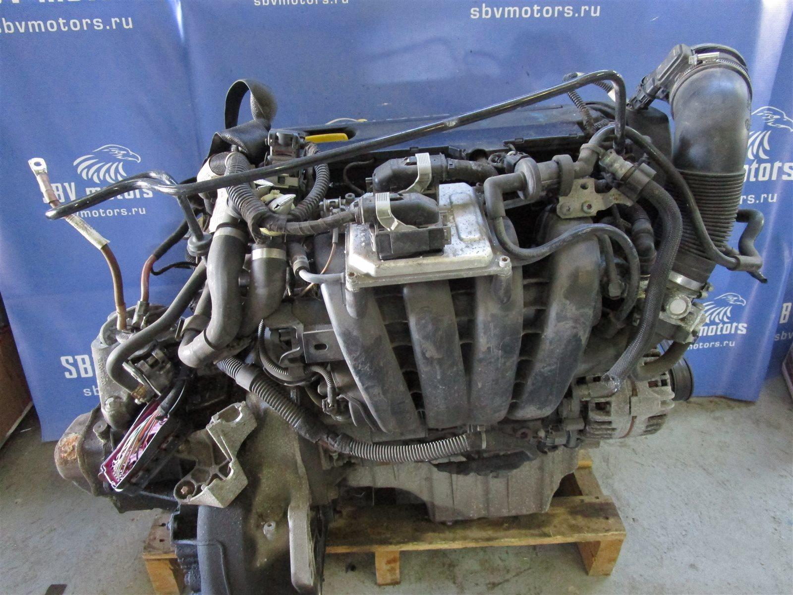 Двигатель Opel Zafira Z18XER 04.07.2007