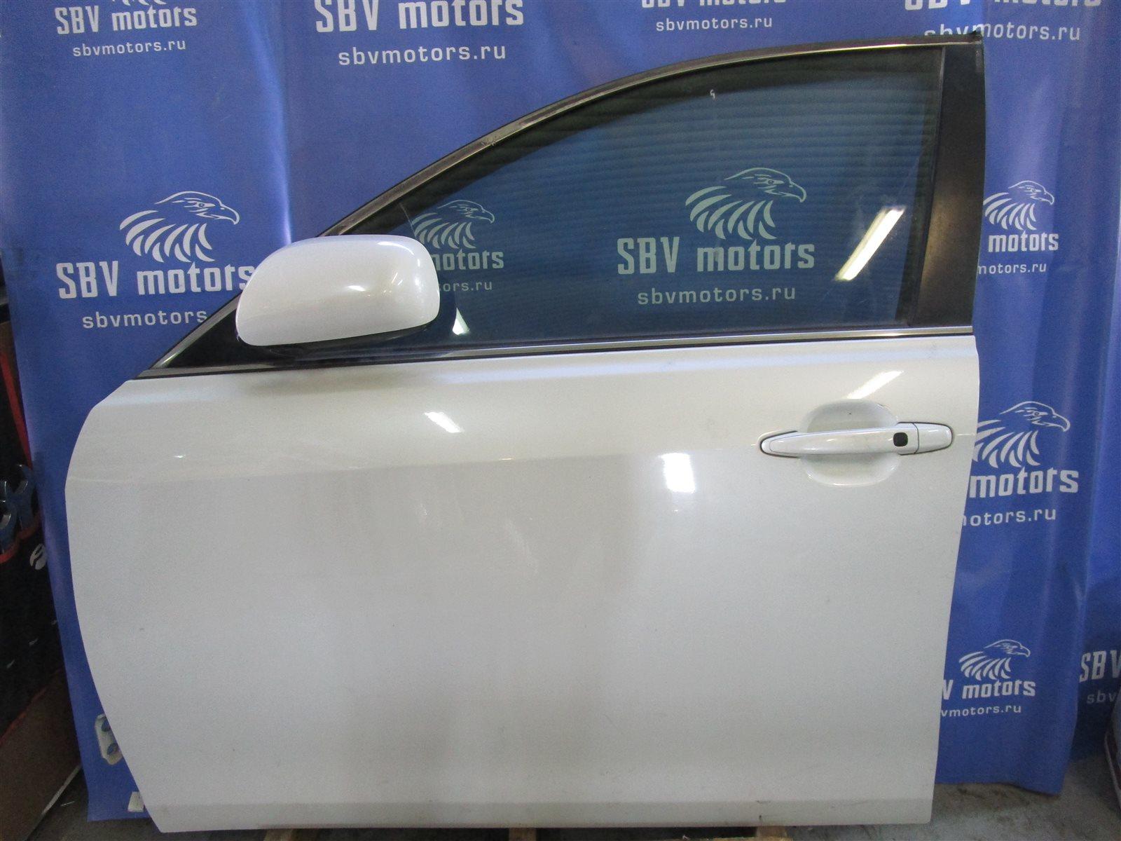 Дверь Toyota Camry ACV40-3019848 2AZFE передняя левая