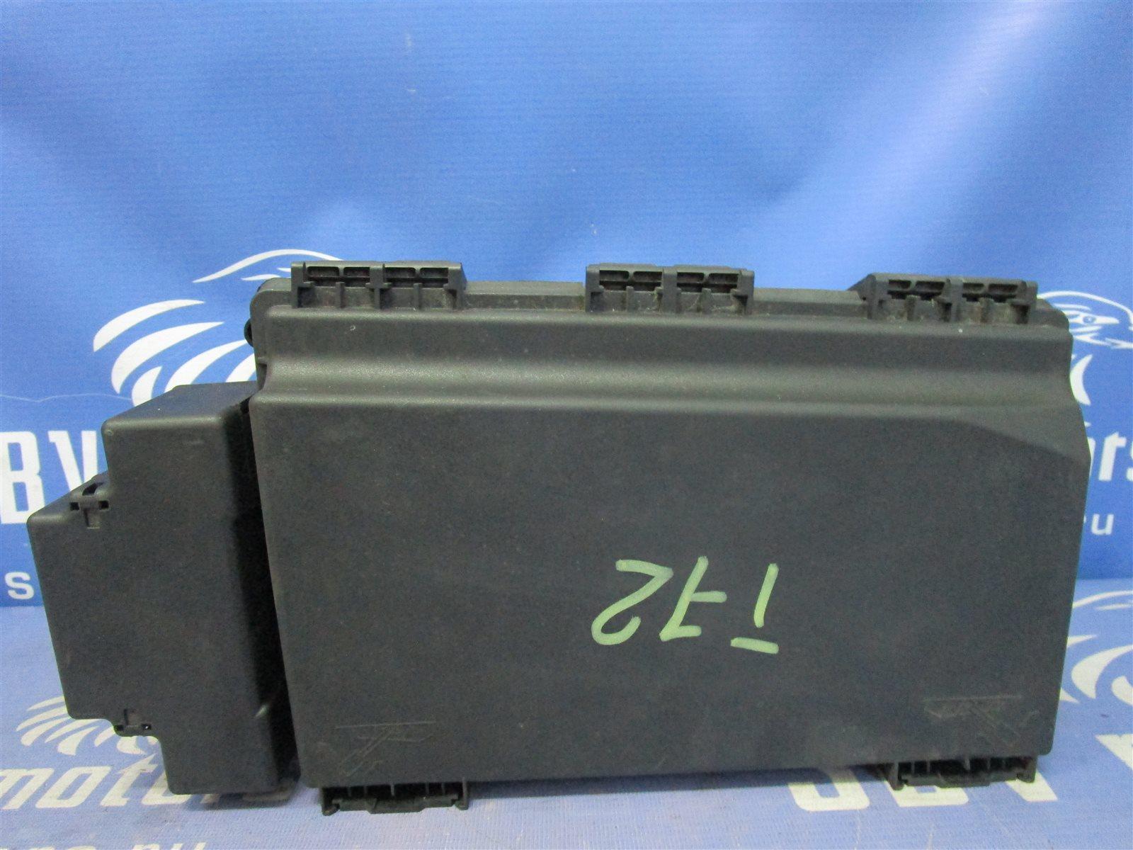 Блок предохранителей Opel Astra H L48 Z16XEP 2006