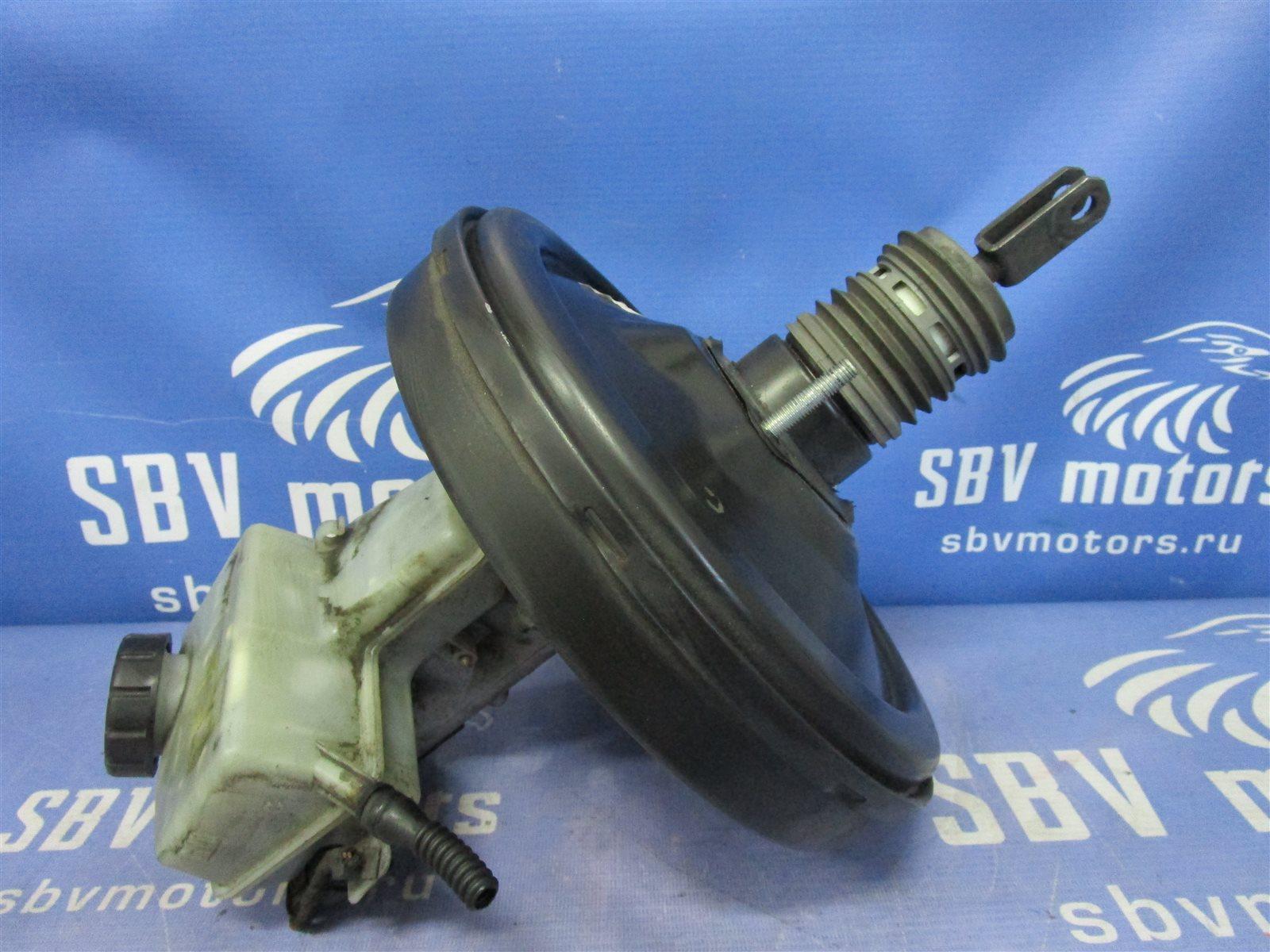 Усилитель тормозов вакуумный Opel Astra H L48 Z16XEP 2006