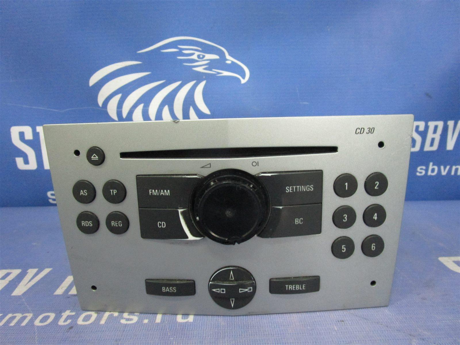 Магнитола , радио Opel Astra H L48 Z16XEP 2006