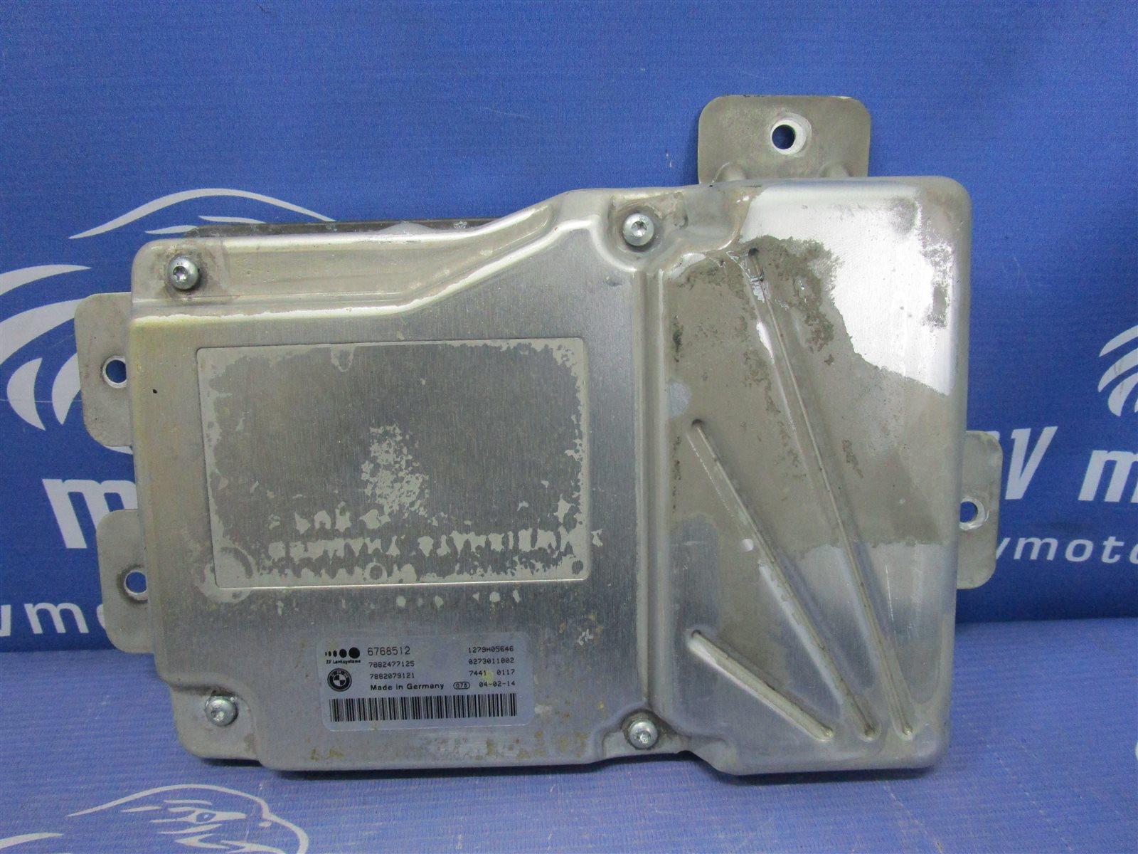 Блок управления рулевой рейкой Bmw 5-Series E60 M54 306S3 2004