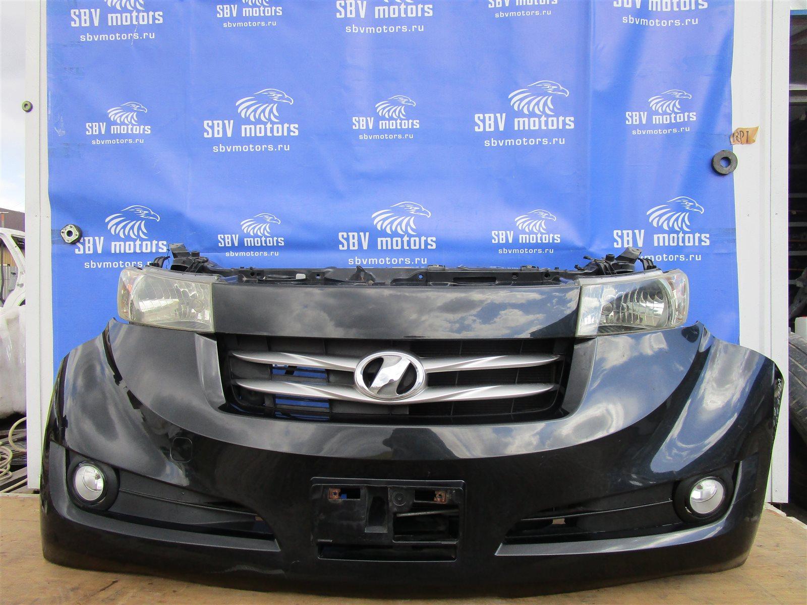 Ноускат Toyota Bb QNC21 передний
