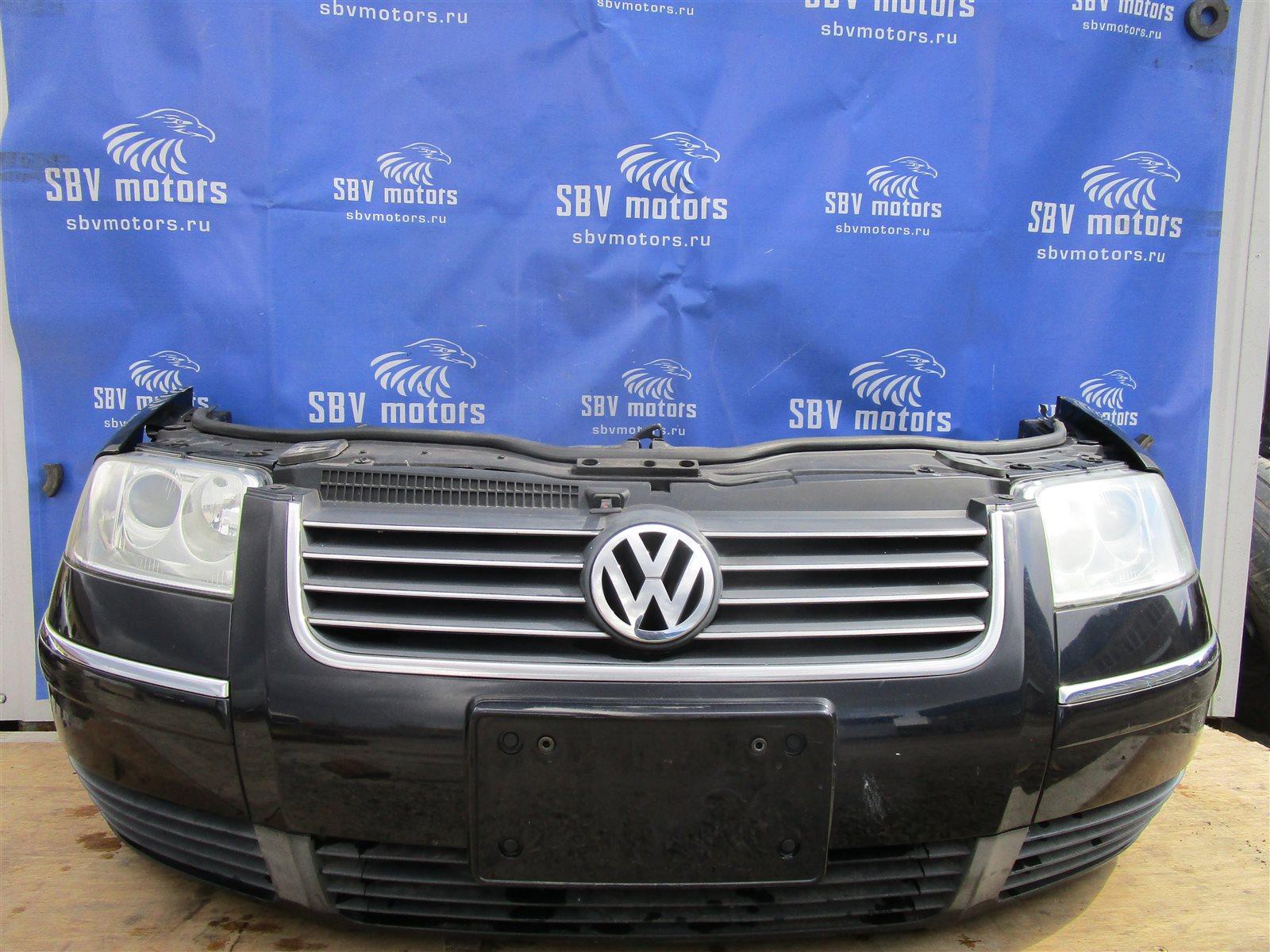 Ноускат Volkswagen Passat передний