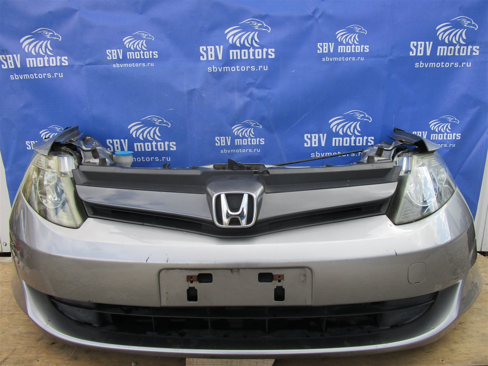 Ноускат Honda Airwave GJ1 передний