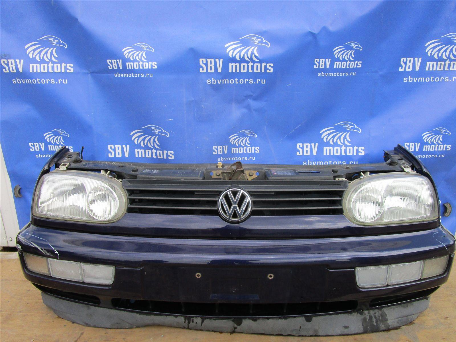Ноускат Volkswagen Golf 3 1996