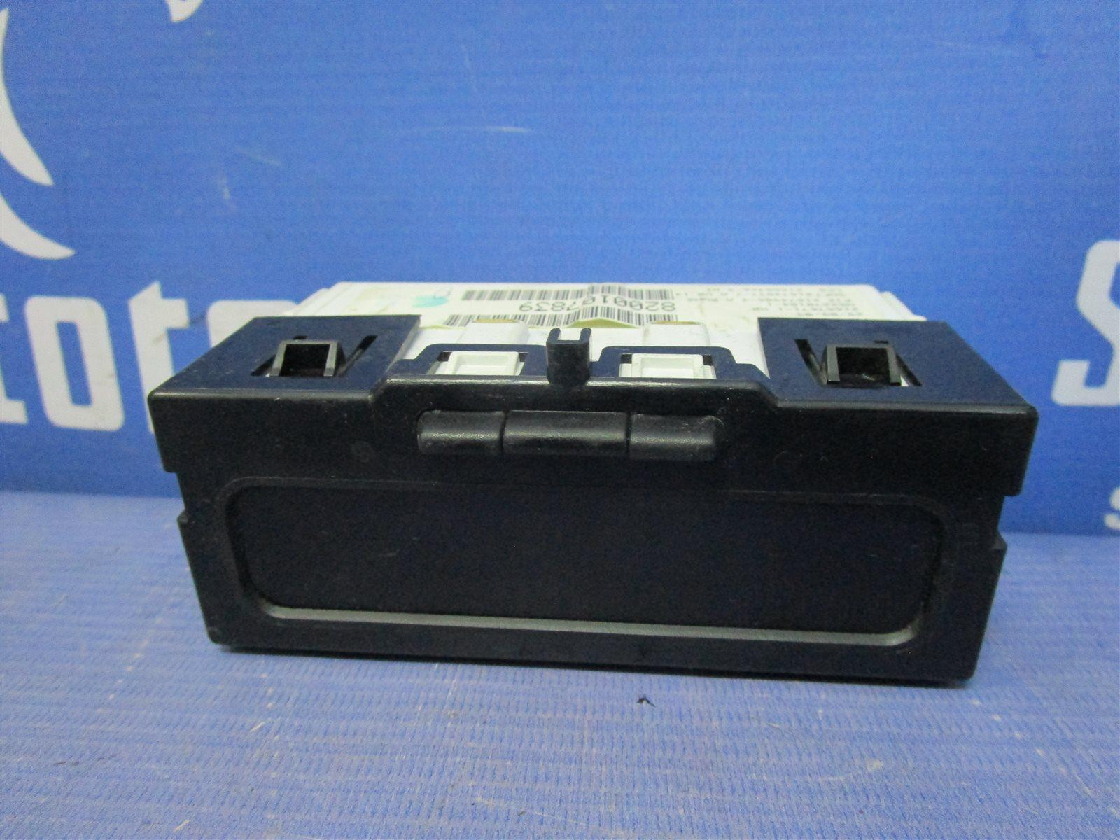 Дисплей информационный Renault Megan BM F4R 1771 2006