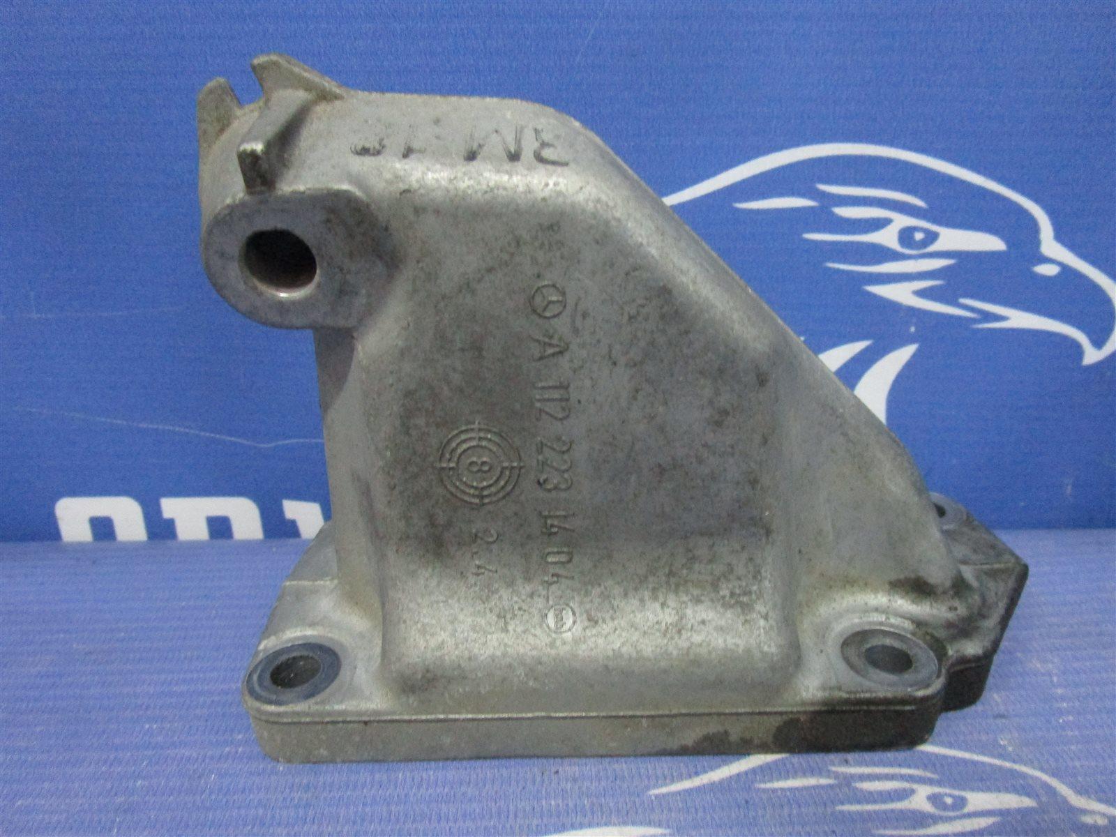 Опора двигателя Mercedes-Benz E W210 112.941 1999 левая
