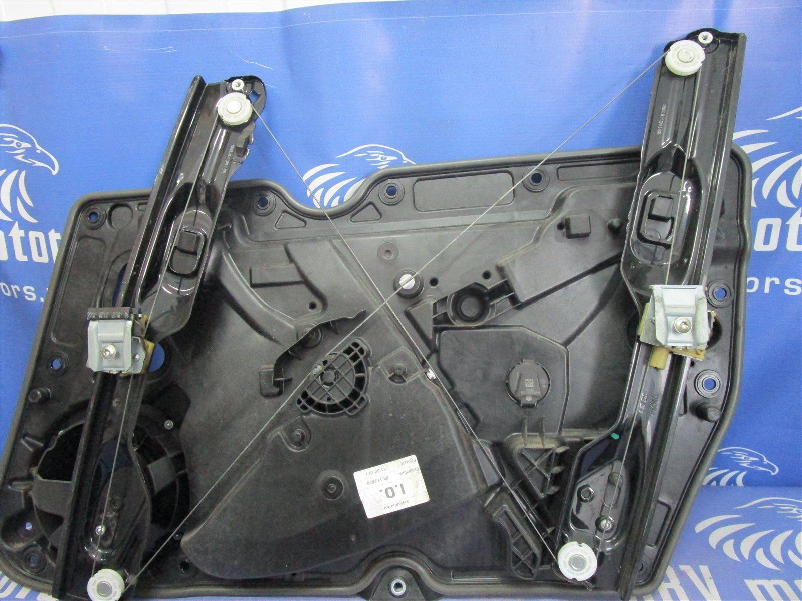 Стеклоподъемник Volkswagen Golf 6 5K14G5 CBZB 2010 передний левый