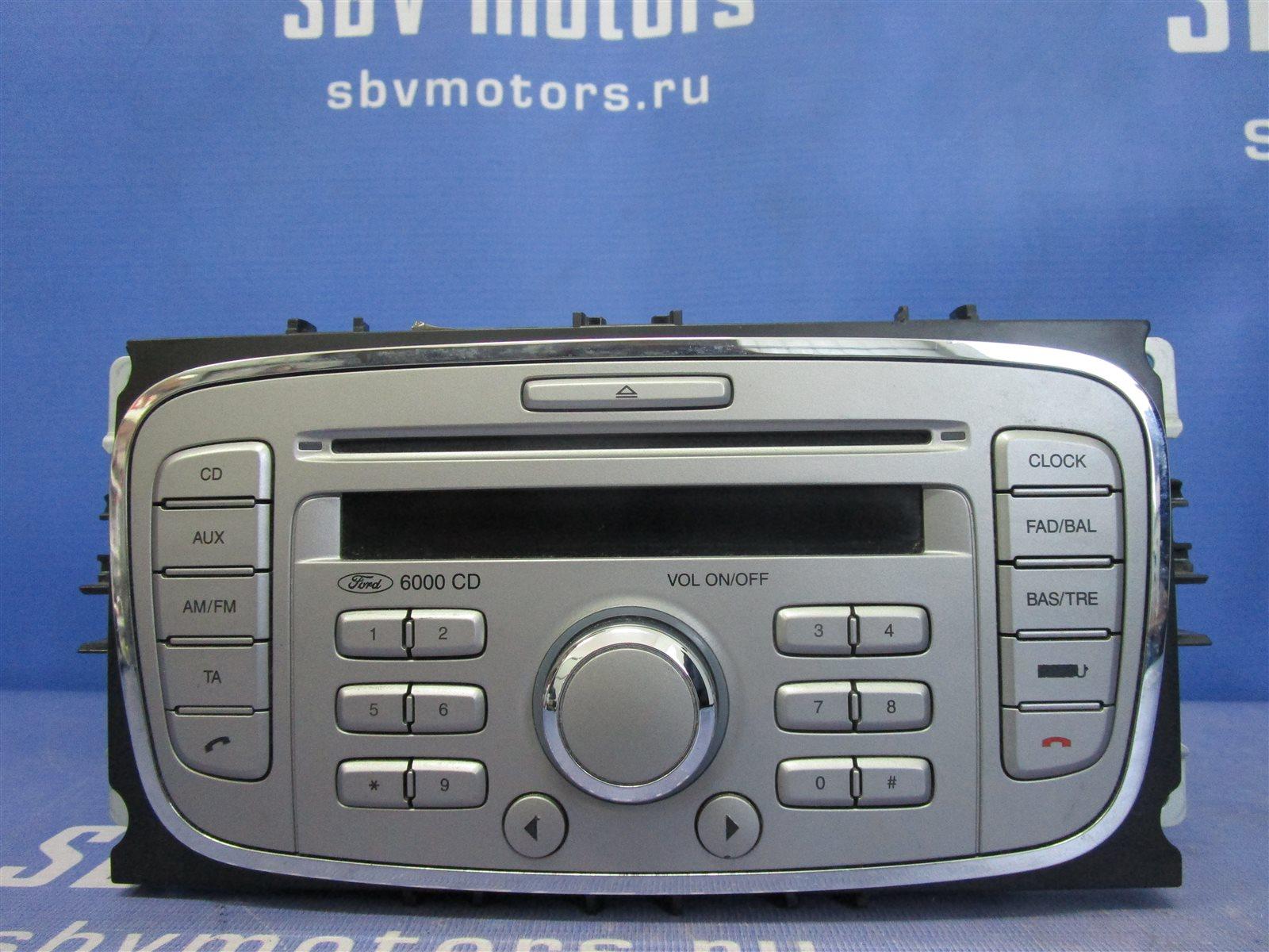 Магнитола , радио Ford Focus CB4 2009г.