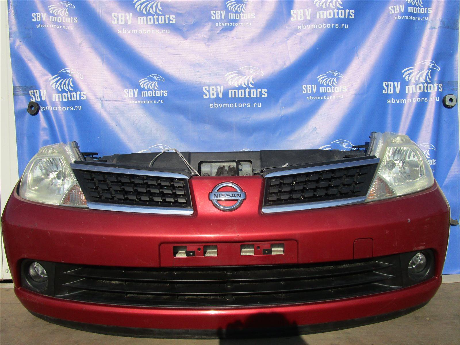 Ноускат Nissan Tiida С11