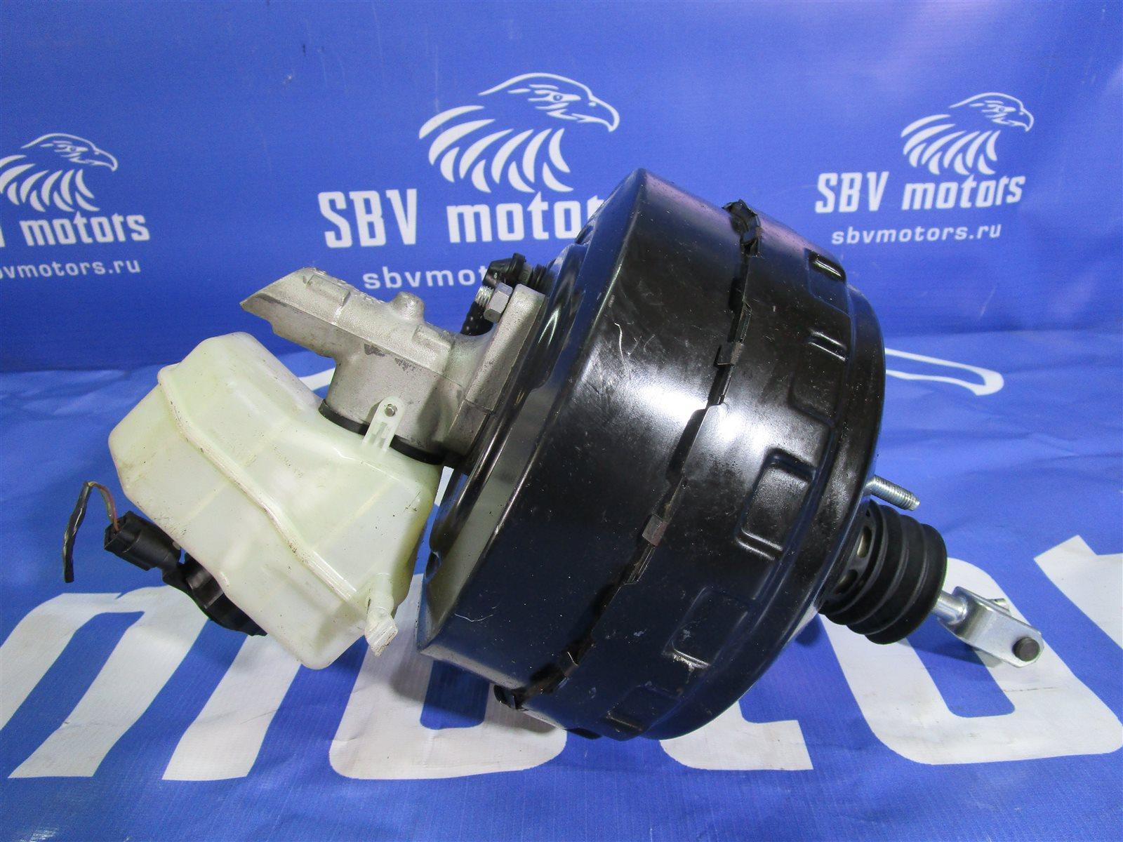 Вакуумный усилитель Bmw 1-Series E87 N52B30A 2008