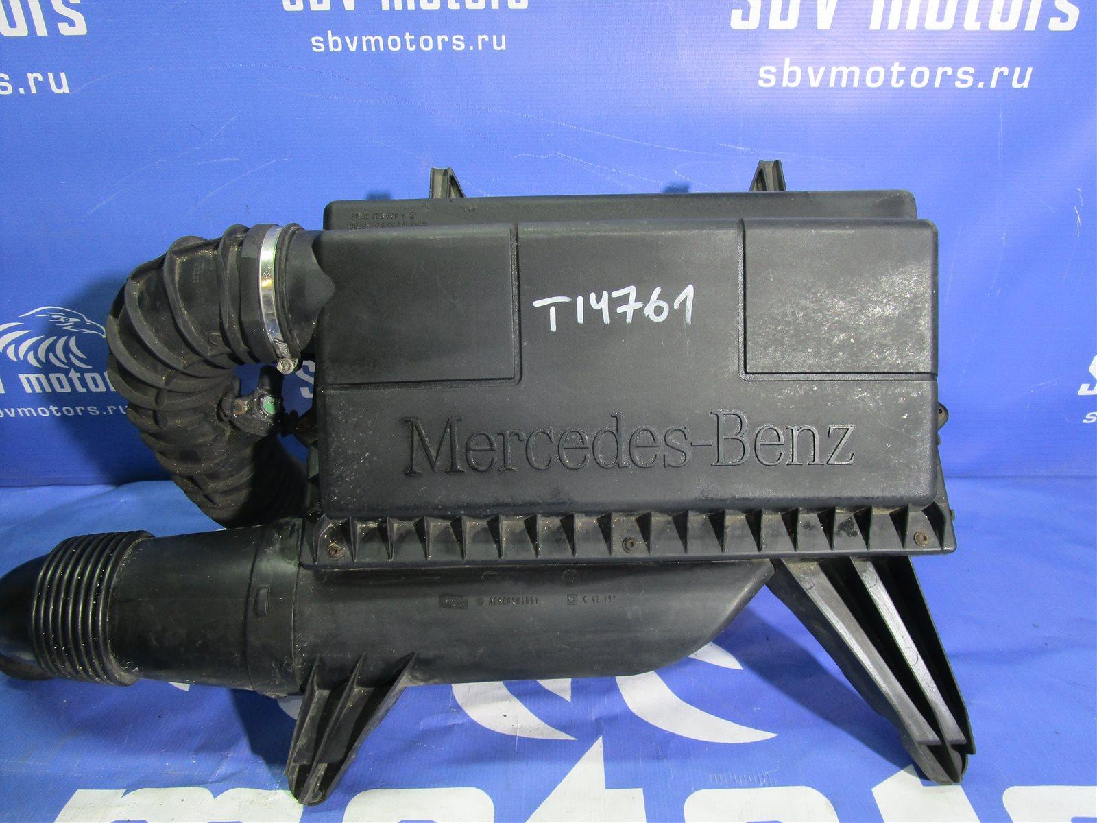 Корпус воздушного фильтра Mercedes-Benz Vito W639 646982 2005