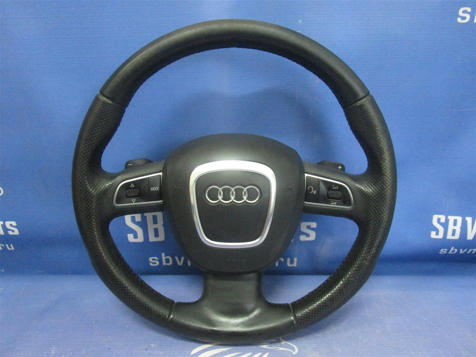 Руль Audi A4 B8 CDHB 2008