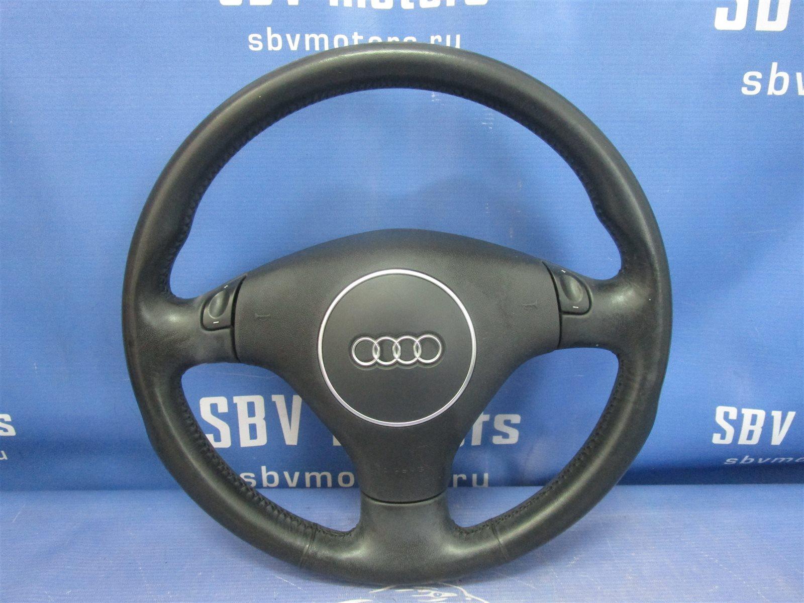 Руль Audi A4 B6 AMB 2003