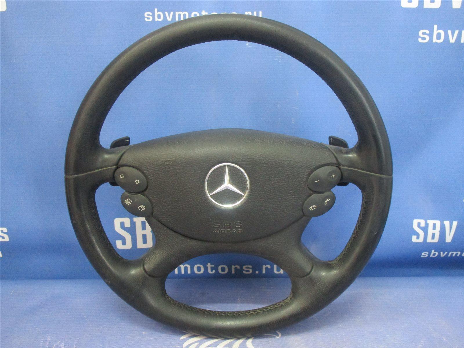 Руль Mercedes-Benz Cls W219 273.960 2006