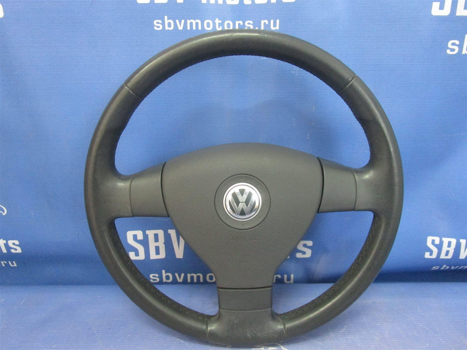 Руль Volkswagen Golf 4 1JAZJ BFQ 2004
